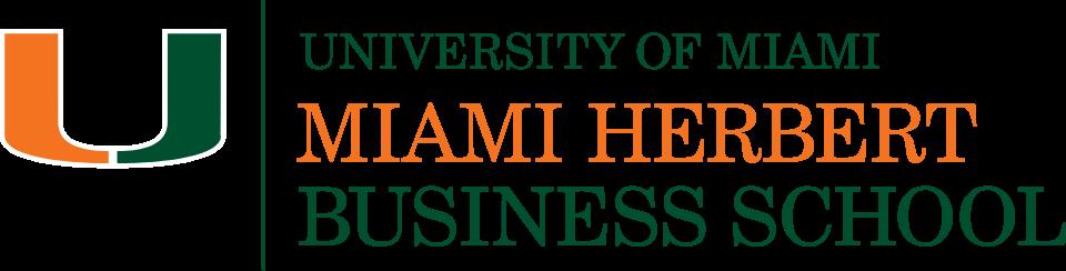 University of Miami Herbert Business School - home