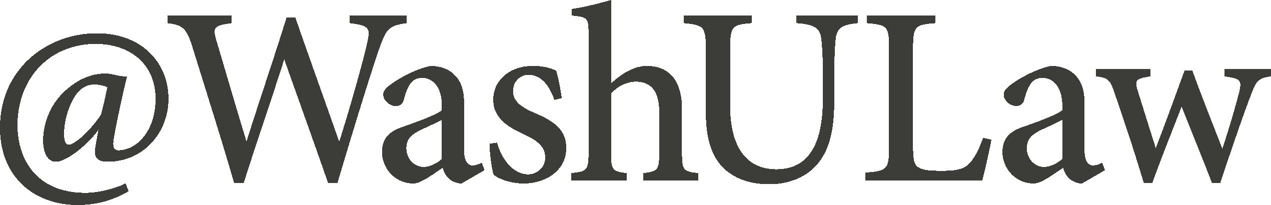 Washington University in St. Louis Online Law Degree Programs - home