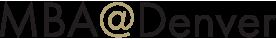University of Denver Online MBA Program - home