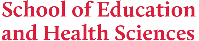 School of Education and Health Sciences Online Homepage