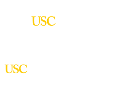 The University of Southern California School of Social Work Logoheader